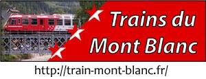 La chaîne du Mont Blanc.